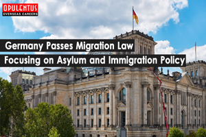 Germany Passes Migration Law Focusing on Asylum and Immigration Policy
