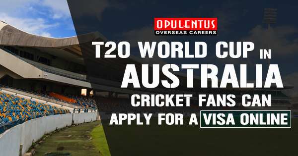 T20 World Cup in Australia: Cricket Fans Can Apply For a Visa Online