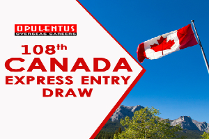 108th Canada Express Entry Draw : 3900 Candidates Received Invitations to Apply